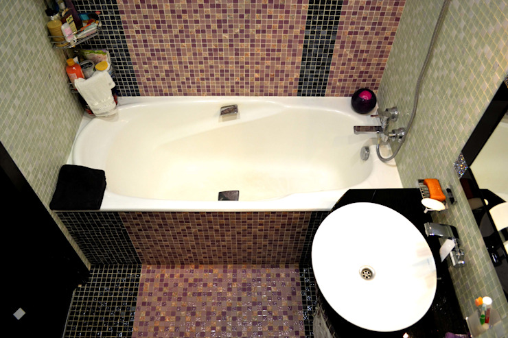 AM Design Eclectic style bathroom