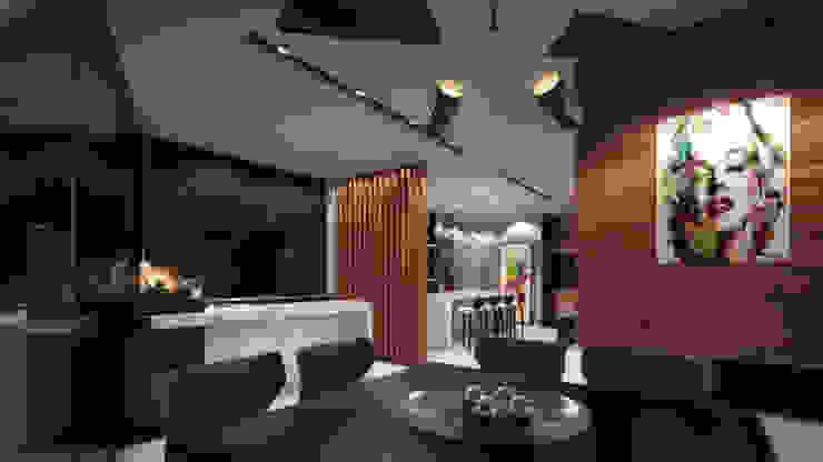 ST REGIS Comedores modernos de Art.chitecture, Taller de Arquitectura e Interiorismo 📍 Cancún, México. Moderno