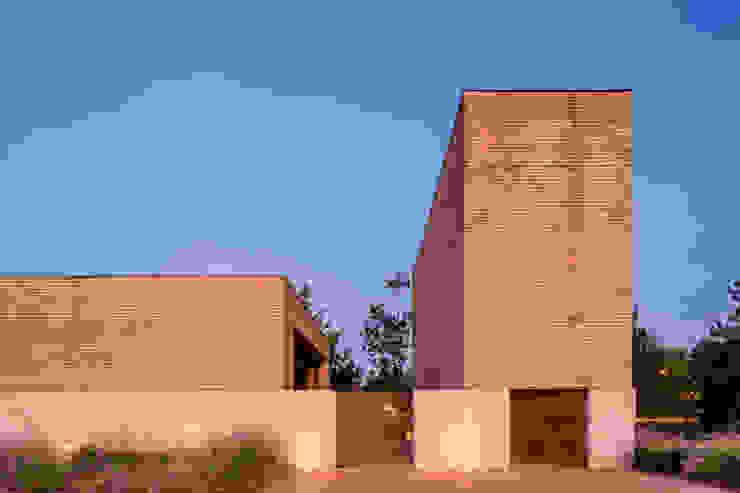 CAPILLA TEQUILA CENTINELA Casas modernas de Estudio ALA Moderno