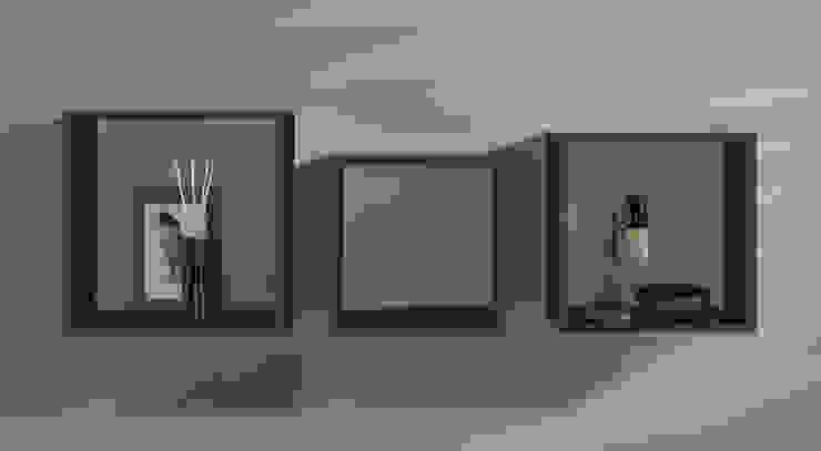 Modern living room by Regalraum GmbH Modern