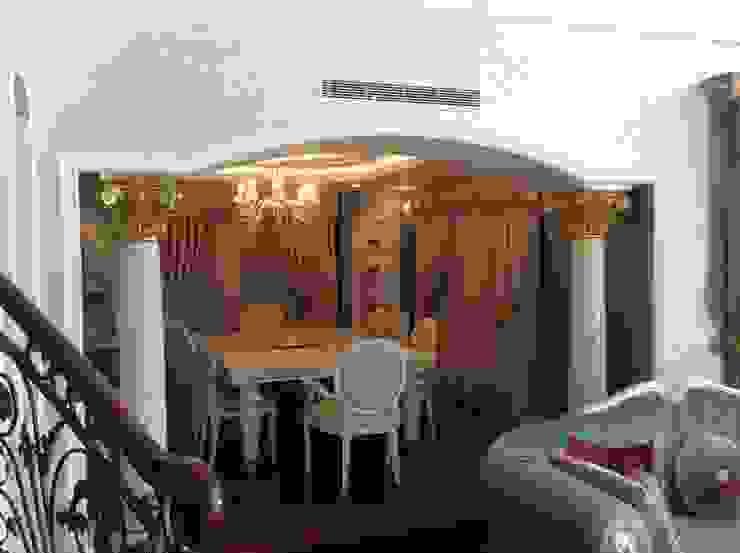 غرفة السفرة تنفيذ Attelia Tasarim, كلاسيكي