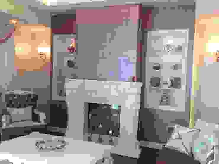 Salas de estilo clásico de Attelia Tasarim Clásico