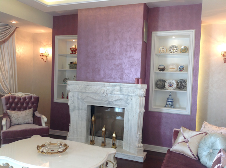 Salon classique par Attelia Tasarim Classique