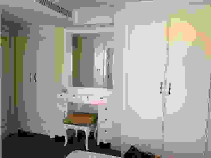 VİLLA K Klasik Yatak Odası Attelia Tasarim Klasik