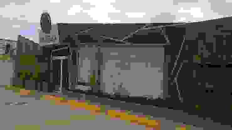 KINTSUGI CENTRO HOLISTICO ESTUDIO DE ARQUITECTURA C.A Espacios comerciales