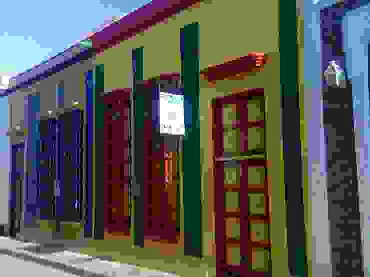 ESTUDIO DE ARQUITECTURA C.A Casas coloniales