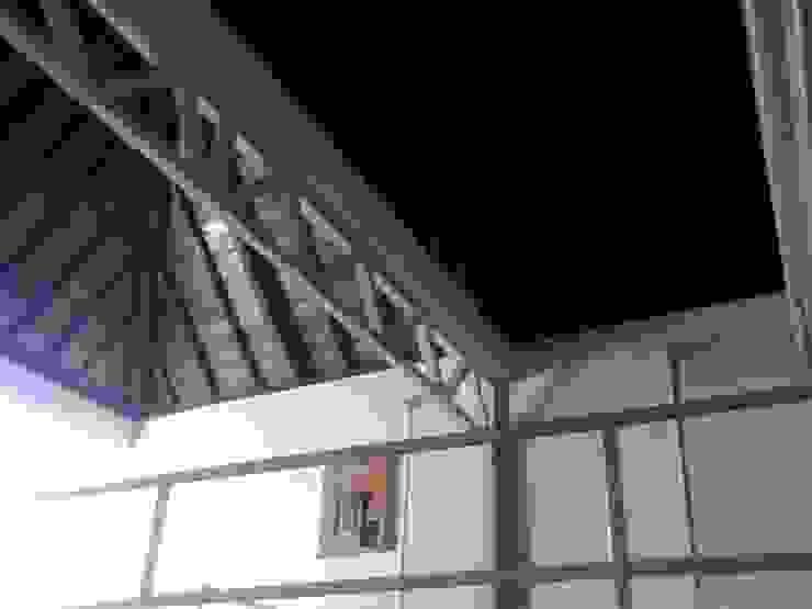 ESTUDIO DE ARQUITECTURA C.A Balcones y terrazas coloniales