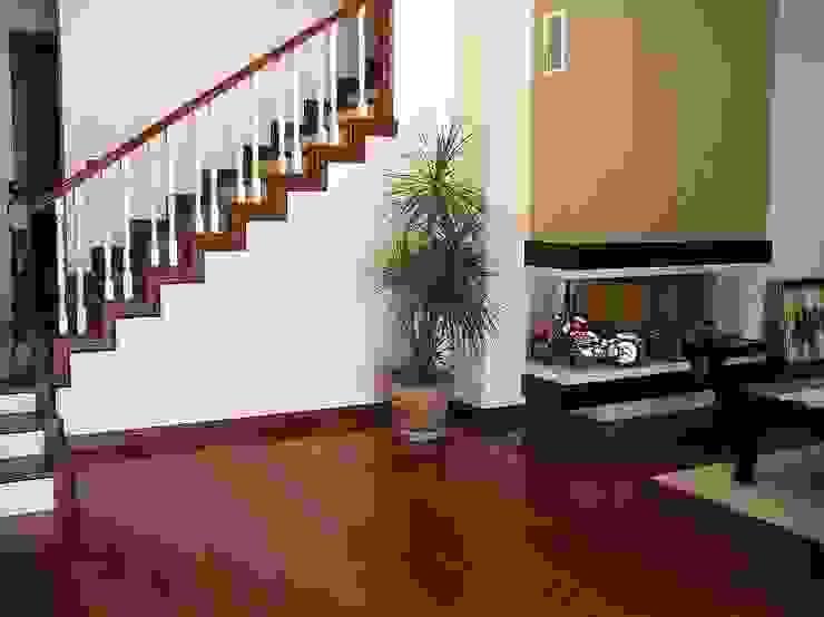 Dragos Villası Klasik Koridor, Hol & Merdivenler Öykü İç Mimarlık Klasik