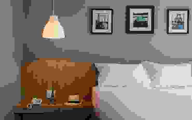 โรงแรม hansanan โดย scaleup architects โมเดิร์น ไม้จริง Multicolored