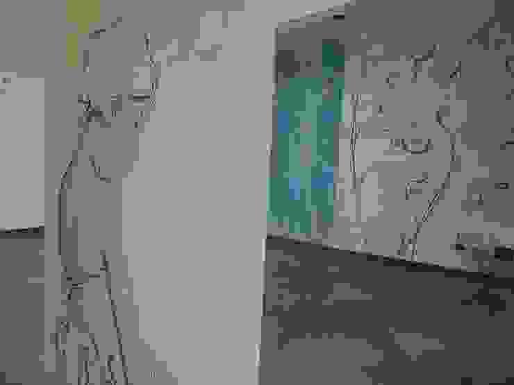 modern  by Meraki di Irene Mancini Decorazione d'Interni, Modern Concrete