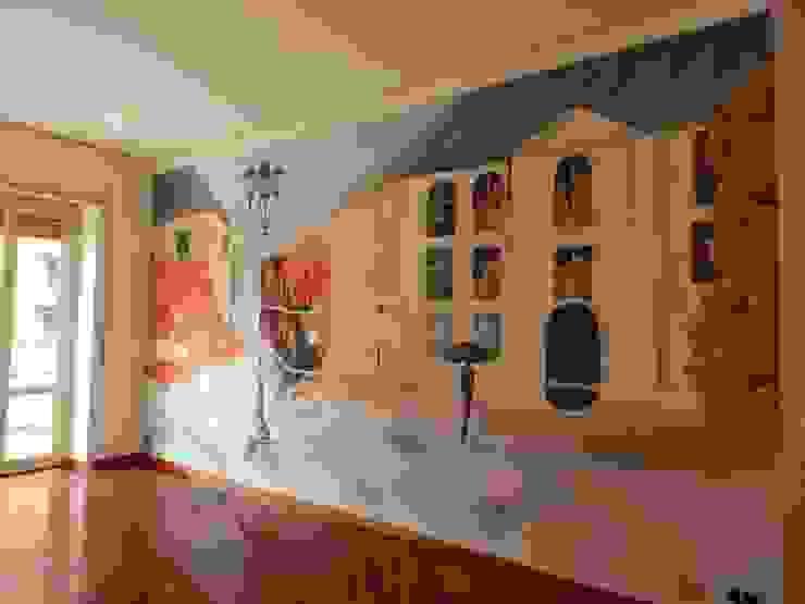 Modern Living Room by Meraki di Irene Mancini Decorazione d'Interni Modern