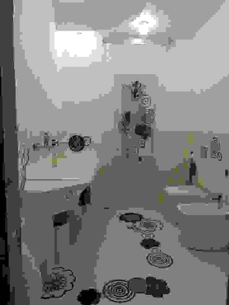Meraki di Irene Mancini Decorazione d'Interni Modern Bathroom Concrete