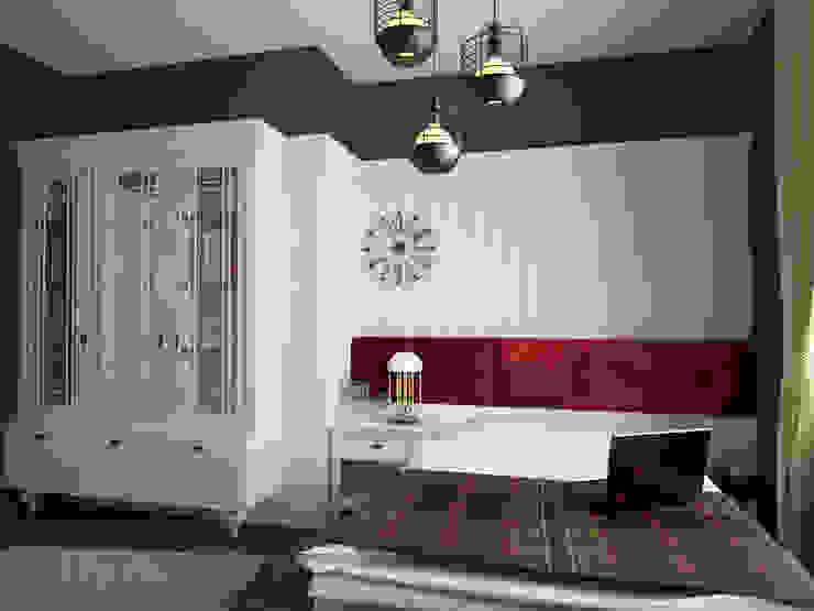 Modern style bedroom by Öykü İç Mimarlık Modern