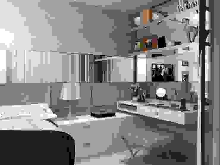 Decoropravocê - Decoração ao seu alcance. Minimalist bedroom
