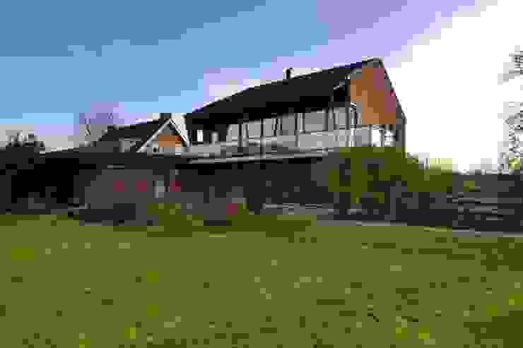 Wonen in het groen Moderne tuinen van Erik Knippers Architect Modern