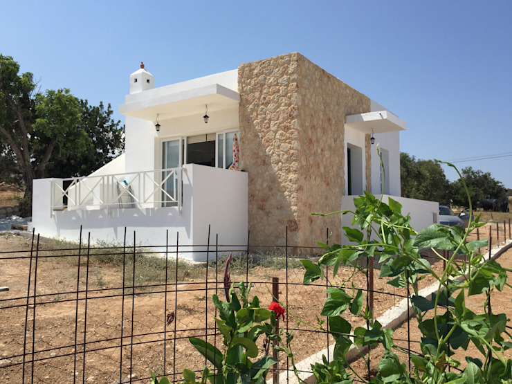 Rumah oleh Benid Mimarlık Bürosu Mediteran