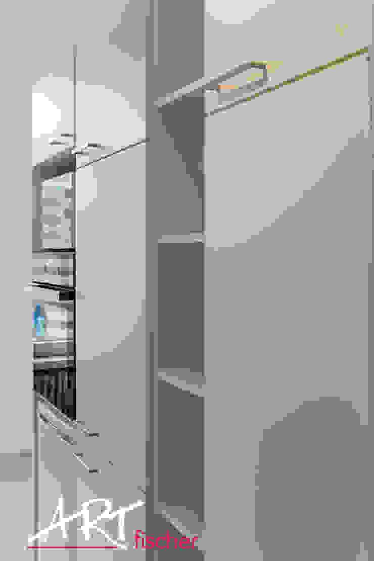 ARTfischer Die Möbelmanufaktur. Dapur Modern White