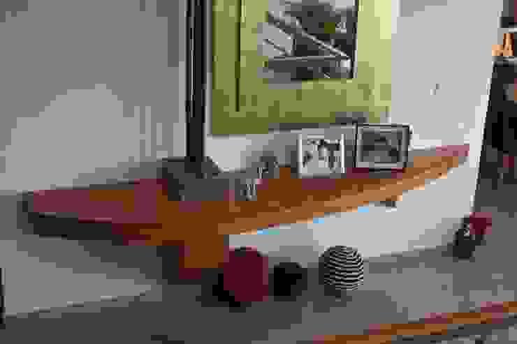 Repisa de madera de Stann Designs S.A de C.V. Moderno