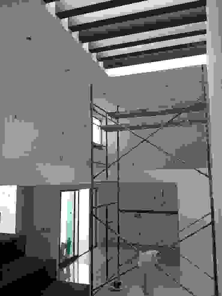 Detalles de Obra en Pachuca,Hidalgo, México. Casas minimalistas de ARQGC GRUPO CONSTRUCTOR Minimalista