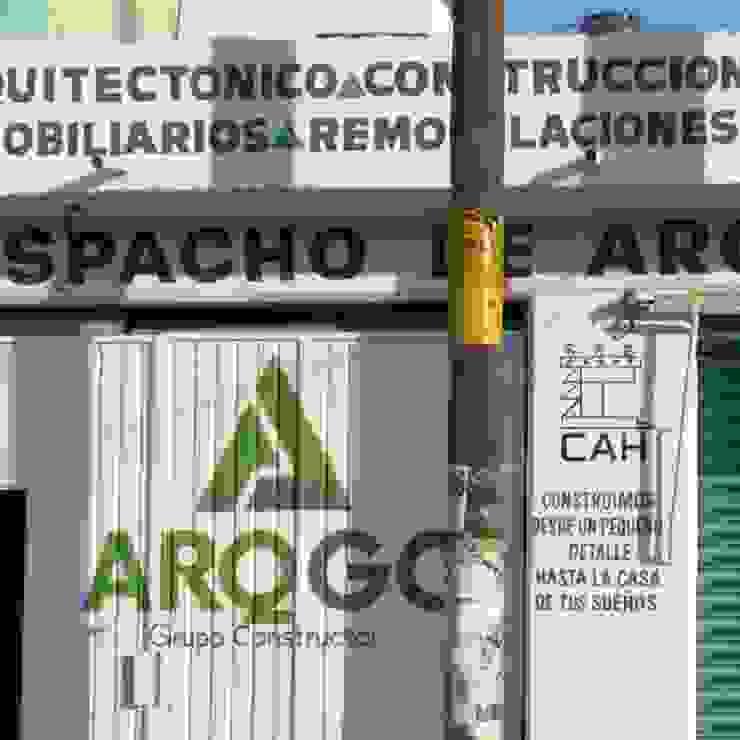 PROYECTO NUEVO <q>TULIPANES </q>, PACHUCA HIDALGO de ARQGC GRUPO CONSTRUCTOR