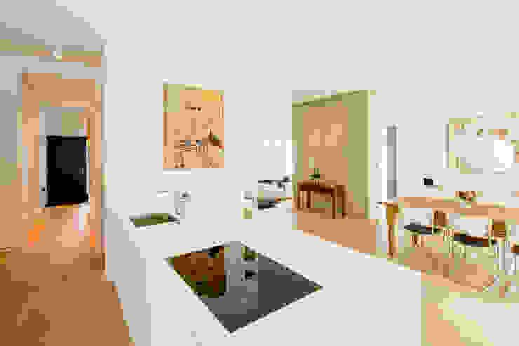 Moderne keukens van Ferreira | Verfürth Architekten Modern