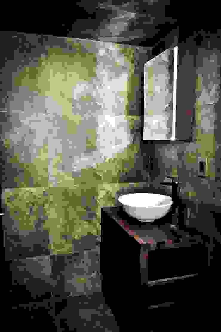 Baño. Baños minimalistas de Eidética Minimalista