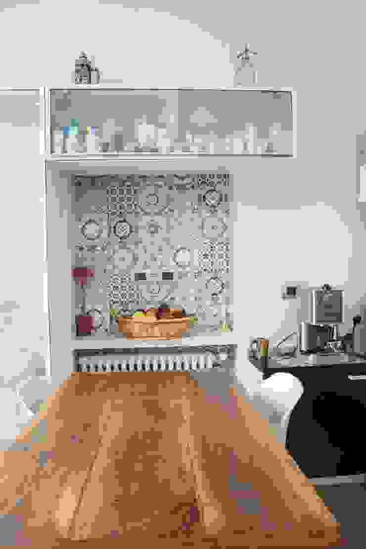 Cucina enzoferrara architetti Cucina moderna