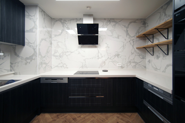Modern style kitchen by 스토리희 디자인 Modern