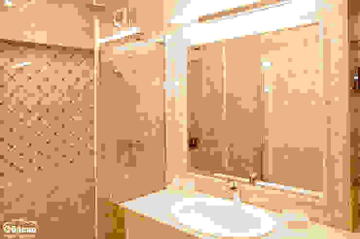 Klassische Badezimmer von Студия 'Облако-Дизайн' Klassisch