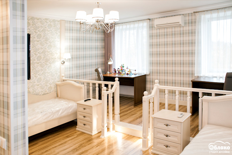 Klassische Kinderzimmer von Студия 'Облако-Дизайн' Klassisch