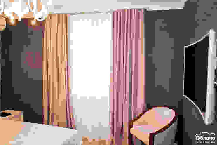 Chambre classique par Студия 'Облако-Дизайн' Classique