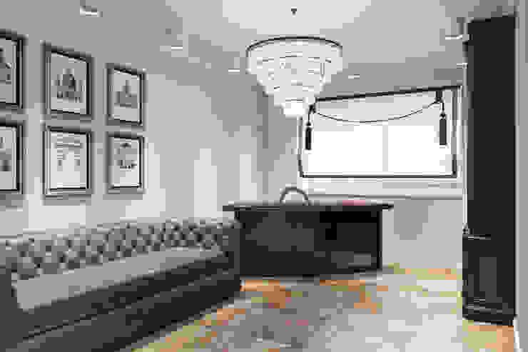 Classic style study/office by Студия дизайна интерьера Маши Марченко Classic