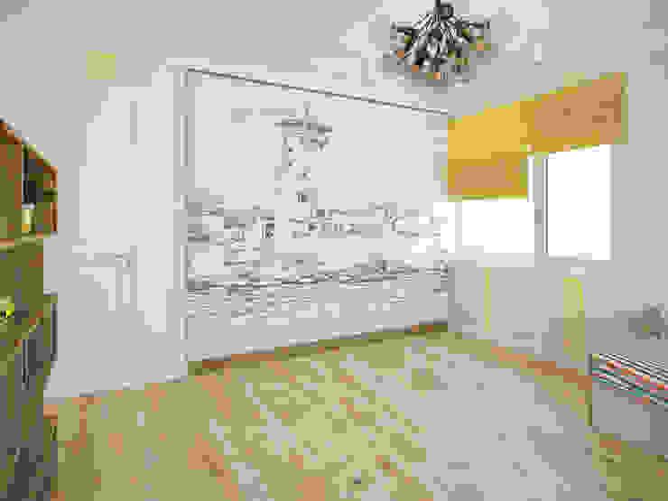by Студия дизайна интерьера Маши Марченко Scandinavian