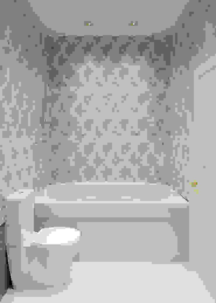 Klassische Badezimmer von Студия дизайна интерьера Маши Марченко Klassisch