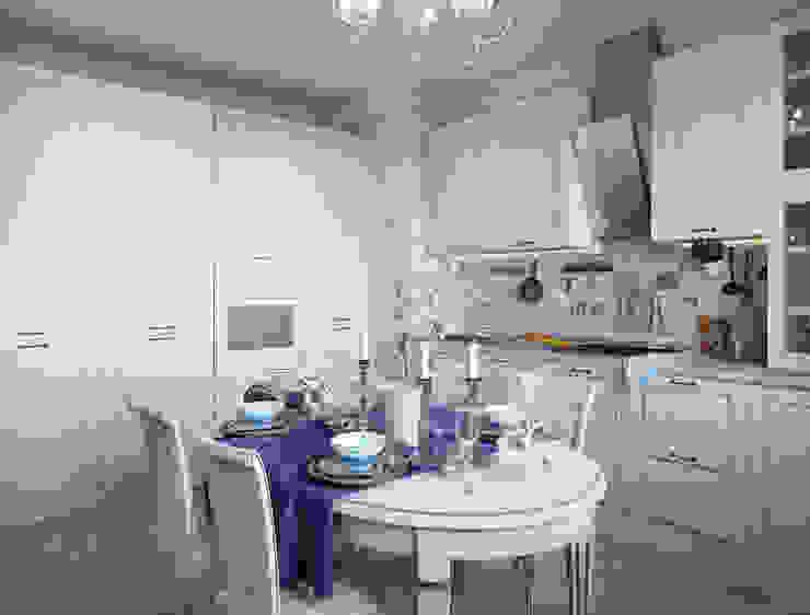 Klassieke keukens van Студия дизайна интерьера Маши Марченко Klassiek