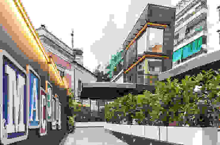 RISTORANTE MACELLO Modern Houses by NOS Design Modern
