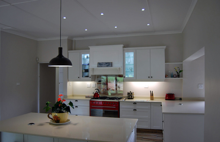 Project : Gray Thomson by Capital Kitchens cc Classic MDF