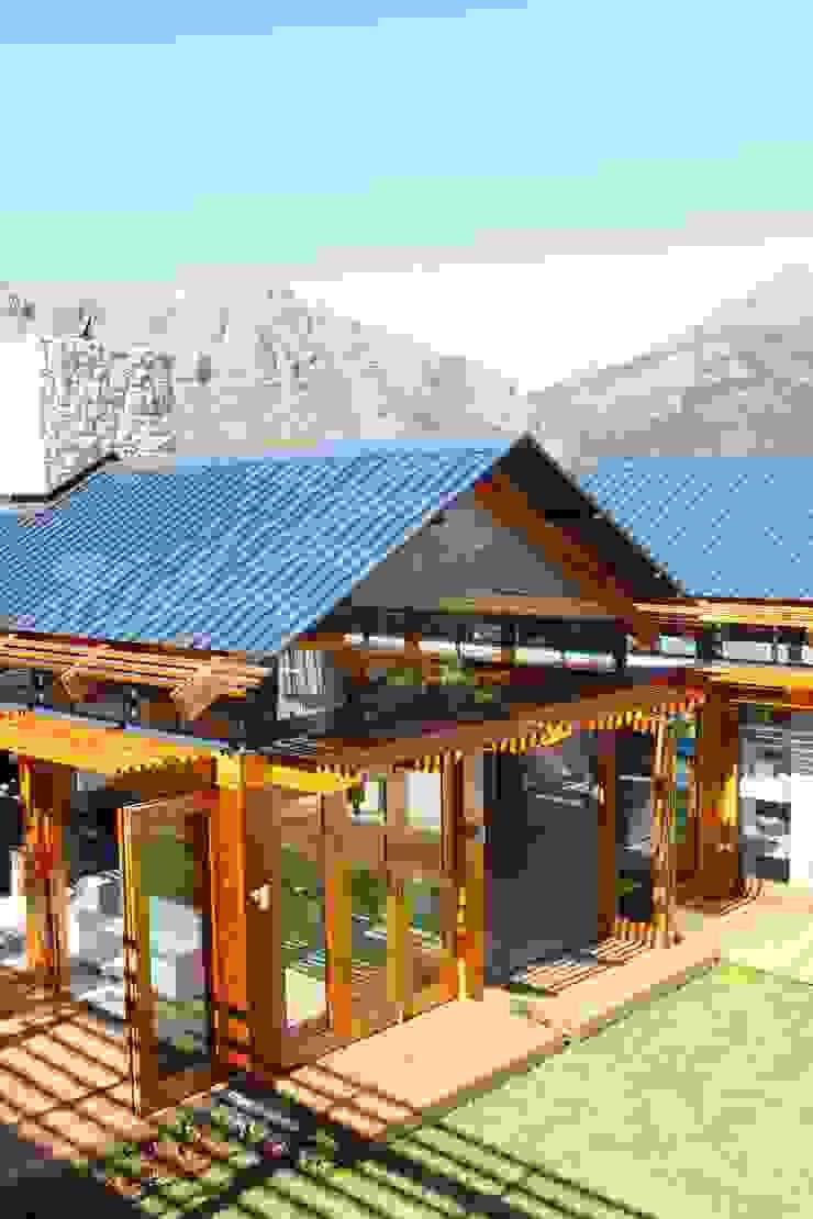 M&M Designs Modern home