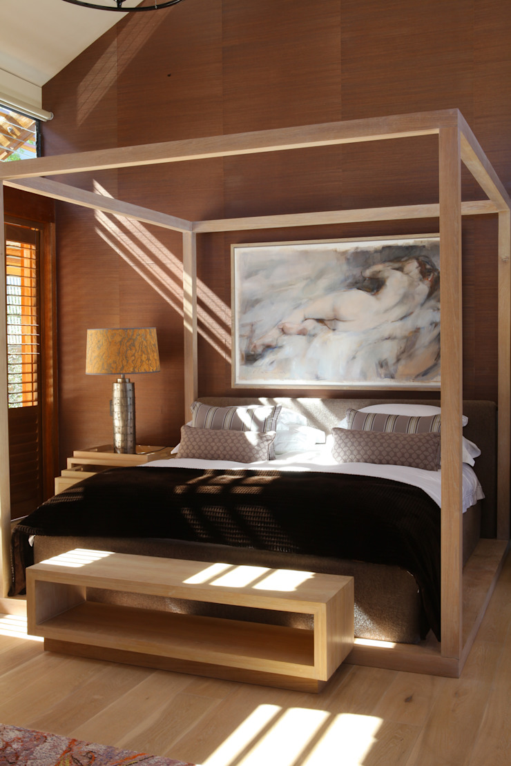 M&M Designs Modern style bedroom