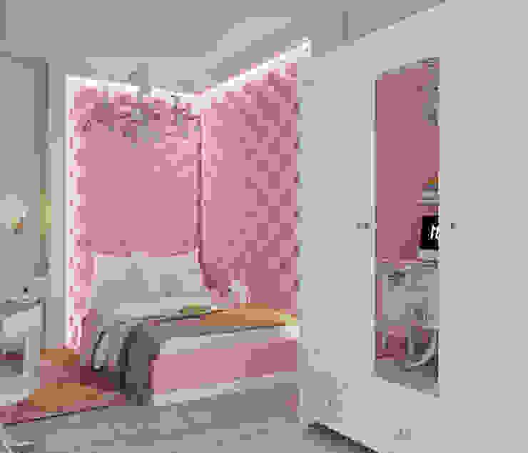Chambre d'enfant classique par Mantra_design Classique