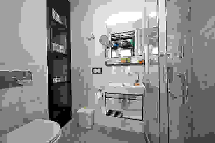 Industrial style bathrooms by Stok Mimarlık / Tasarım / Atölye Industrial