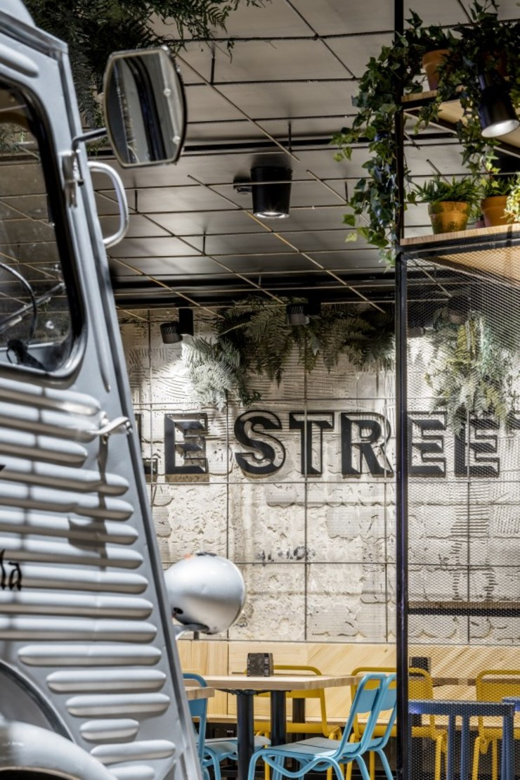 Ortho Estudio Bars & clubs modernes
