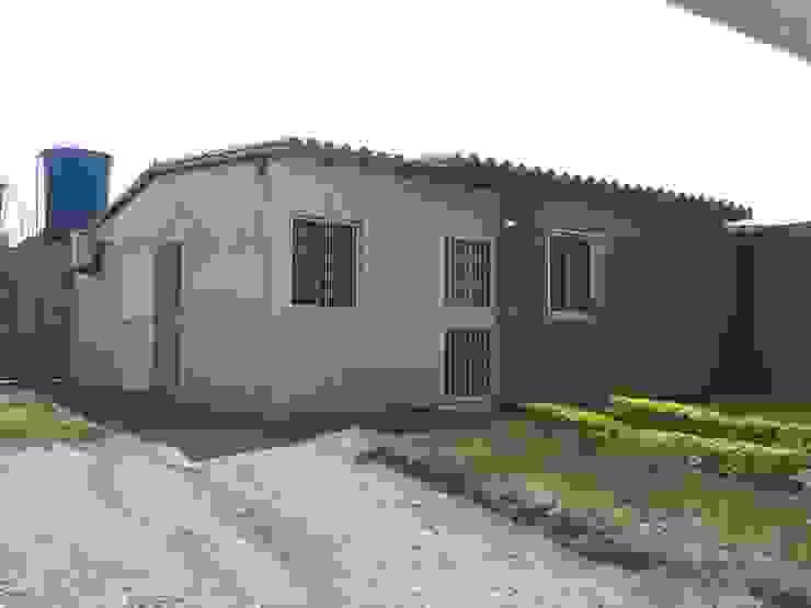 Vivienda Existente Casas modernas: Ideas, diseños y decoración de Arq. Alberto Quero Moderno Concreto
