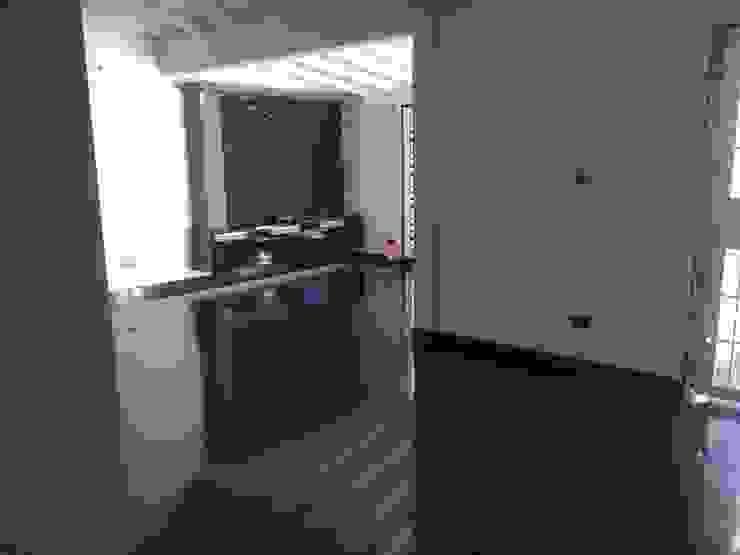 ESPACIOS INTERNOS Casas modernas de Arq. Alberto Quero Moderno Concreto