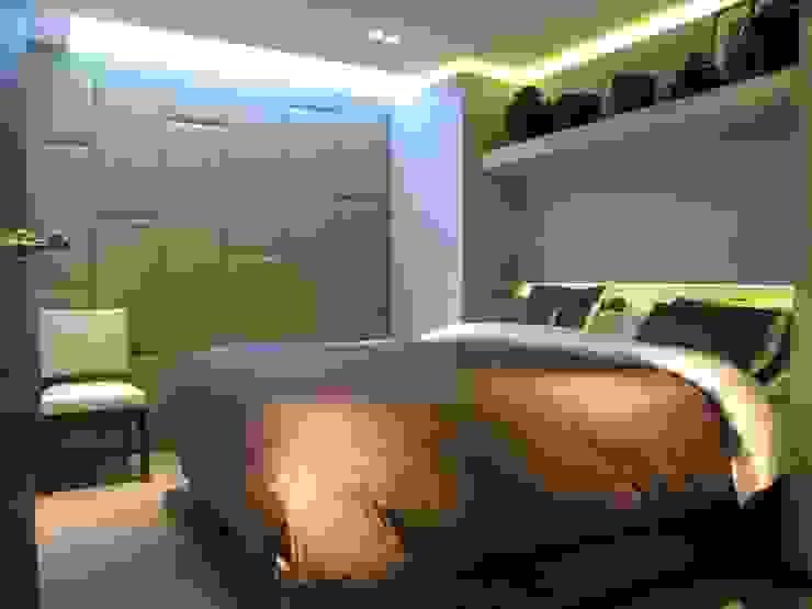 drijvende woning Amsteldijk 03 aquatecture Moderne slaapkamers