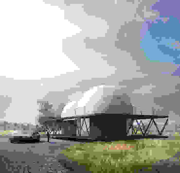 B+V Arquitectos Maisons minimalistes