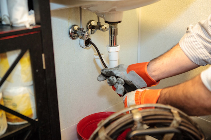 Drain Cleaning & Unclogging 根據 Plumber Christchurch