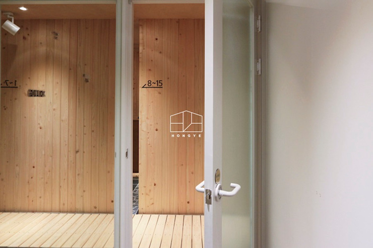 Doors by 홍예디자인, Minimalist