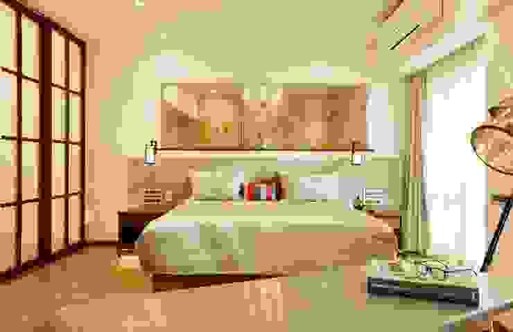 masterbedroom Modern style bedroom by homify Modern