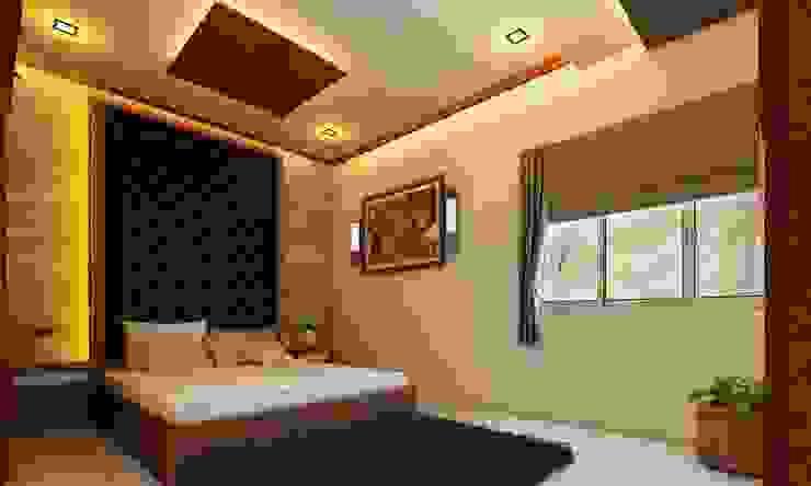 M.bedroom: modern  by Altitude Interior designer ,Modern